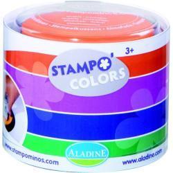 Aladine barevné polštářky Tampons Karneval, 4 ks