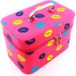 APT Kozmetický kufrík 20x13x14cm - ružový, CA12C