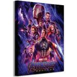 Art Group Obraz na plátne Marvel Avengers: Endgame Journey's End 40x50cm