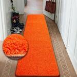 Běhoun SHAGGY 5cm oranžový