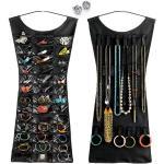 B2B Organizér na šperky - čierna farba