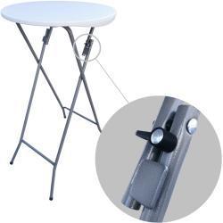 BRIMO Barový okrúhly stôl BRIMO - Ø 60cm