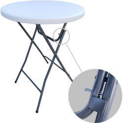 BRIMO Barový okrúhly stôl BRIMO - Ø 80cm