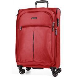 Cestovný kufor March Arrow S 37 L červená