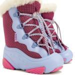 Detské zimné snehule Demar SNOWMAR 4017 A ružová Veľkosť: 24/25