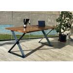 Expedo Jedálenský stôl MAXIM X, 180x75x90 cm, masív akácie