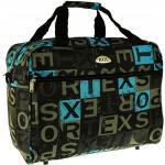 """Farebná cestovná taška cez rameno """"Alphabet"""" - veľ. M"""