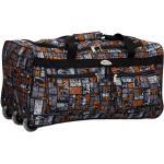 """Farebná cestovná taška s extra kolieskami """"Neavyt"""" - veľ. XL"""
