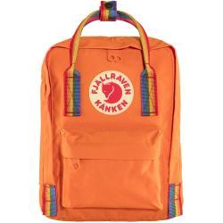 Fjällräven Kånken Rainbow Mini (Kids) Burnt Orange-One size