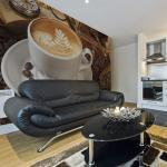 Fototapeta čas na kávu - Maybe coffee?