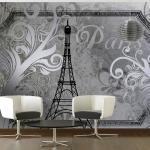 Fototapeta Paríž vo vintage štýle - Vintage Paris