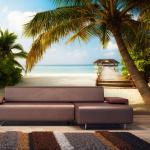 Fototapeta rajská pláž - Paradise beach