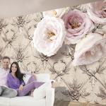 Fototapeta romantická atmosféra v béžovej farbe - Romantic beige