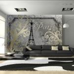 Fototapeta s vintage motívom Paríža - Vintage Paris