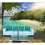Fototapeta slnečná pláž - Sunny beach