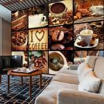 Fototapeta Vôňa kávy - Coffee - Collage