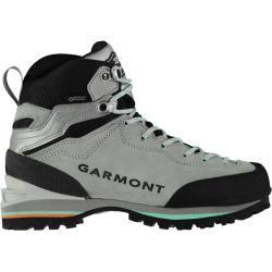 Dámske Turistická obuv Garmont sivej farby Semišových technológia Gore tex ľahká váha v zľave