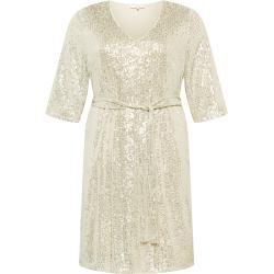 Guido Maria Kretschmer Curvy Collection Kokteilové šaty 'Larissa' zlatá
