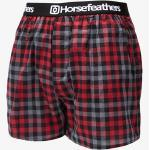 Horsefeathers Clay Boxer Shorts Charcoal
