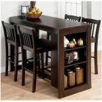 indickynabytok.sk - Barový stôl 140x110x60 Indický masív palisander Only stain