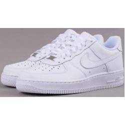 Nike Air Force 1 (GS) white / white - white