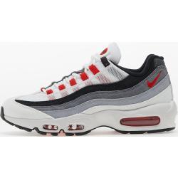 Pánske Topánky Nike Air Max 95 bielej farby vo veľkosti 36,5