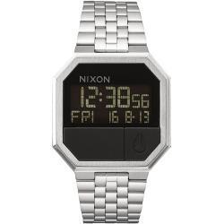 Nixon RE-RUN black pánske digitálne hodinky