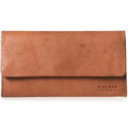 O My Bag Amsterdam - Pau's Pouch Cognac Stromboli Leather - kožená peňaženka