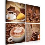 Obraz raňajky a káva - Wake up