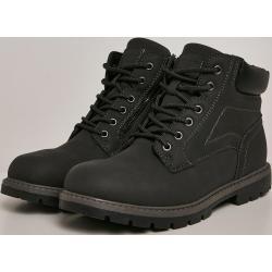 Pánska zimná obuv URBAN CLASSICS Basic Boots black 47