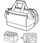 Dámske Cestovné tašky Reisenthel v elegantnom štýle