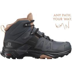 Dámska Bežecká obuv Salomon X sivej farby technológia Gore tex vodeodolné Zľava na zimu
