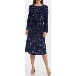 Šaty Gant O1.fall Leaves Printed Dress