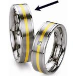 Silvego Oceľový prsteň - pre mužov RC2042-M