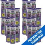 Slazenger Wimbledon 3 Pack Tennis Balls 6 Dozen 6 Dozen One Size