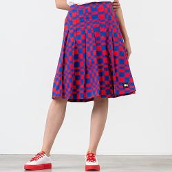 Dámske Plisované sukne Stüssy Checker viacfarebné