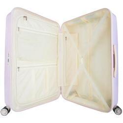 SUITSUIT TR-1221/3 sada 3 kufrů ABS Fabulous Fifties Pink Dust L: 91 l, M: 60 l, S: 32 l
