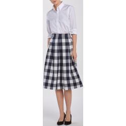 Dámske Plisované sukne Gant v elegantnom štýle na zips