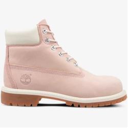Detské Turistická obuv Timberland Premium ružovej farby