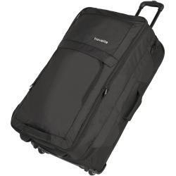 Travelite Basics Doubledecker Black 100/127 l