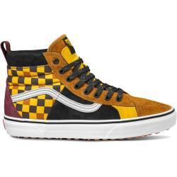 Dámske Snehule Vans SK8-Hi 46 žltej farby v ležérnom štýle 46 na zimu
