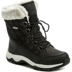 Vemont 7Z6028C čierne dámske zimné topánky